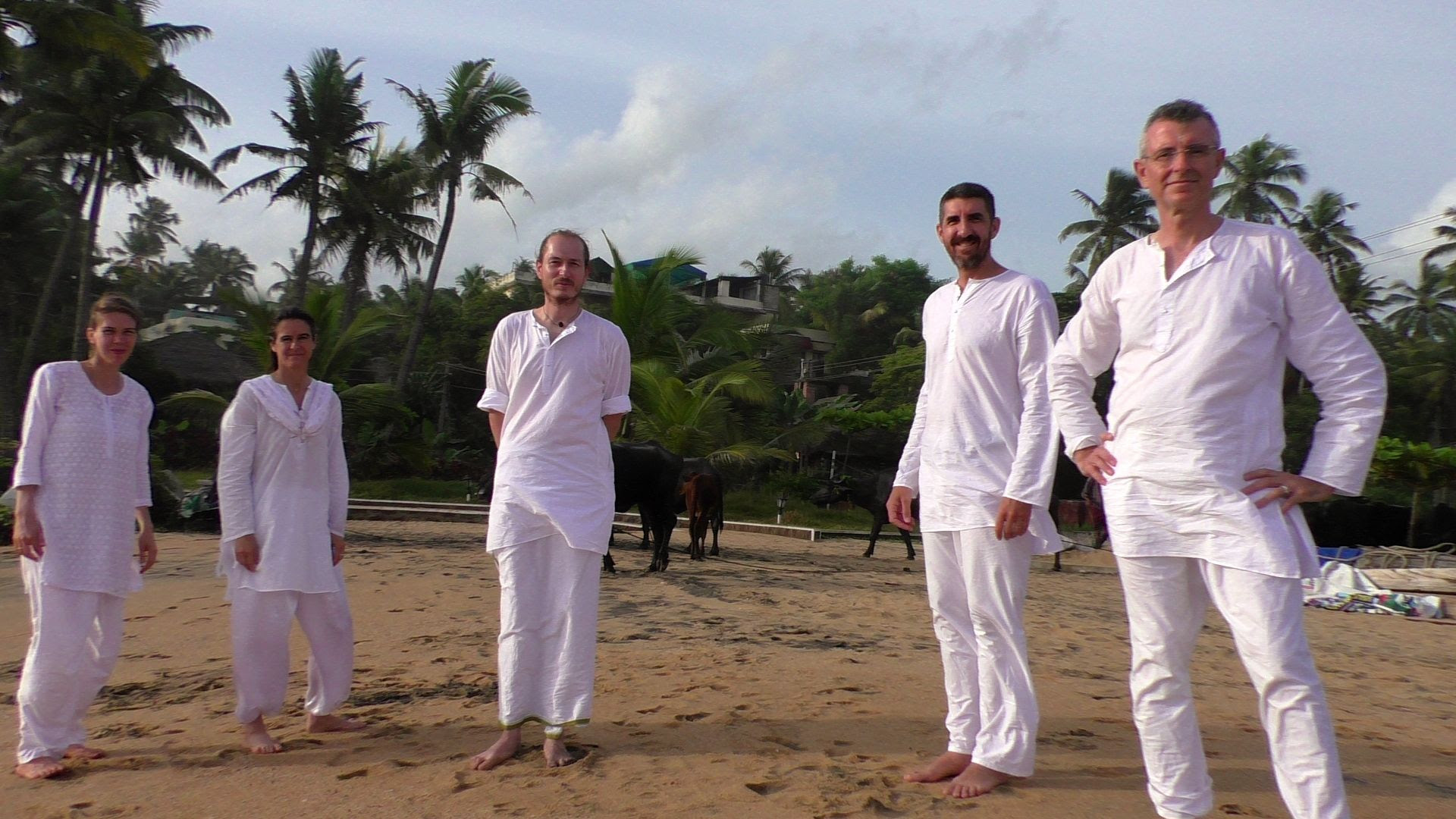 Group of LTC Yoga Teachers